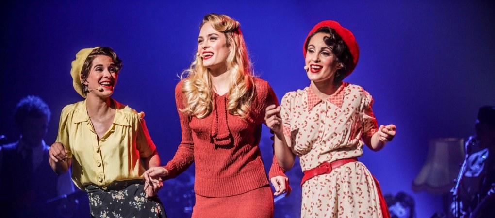 Un été 44, la comédie musicale : les filles et la France libérée