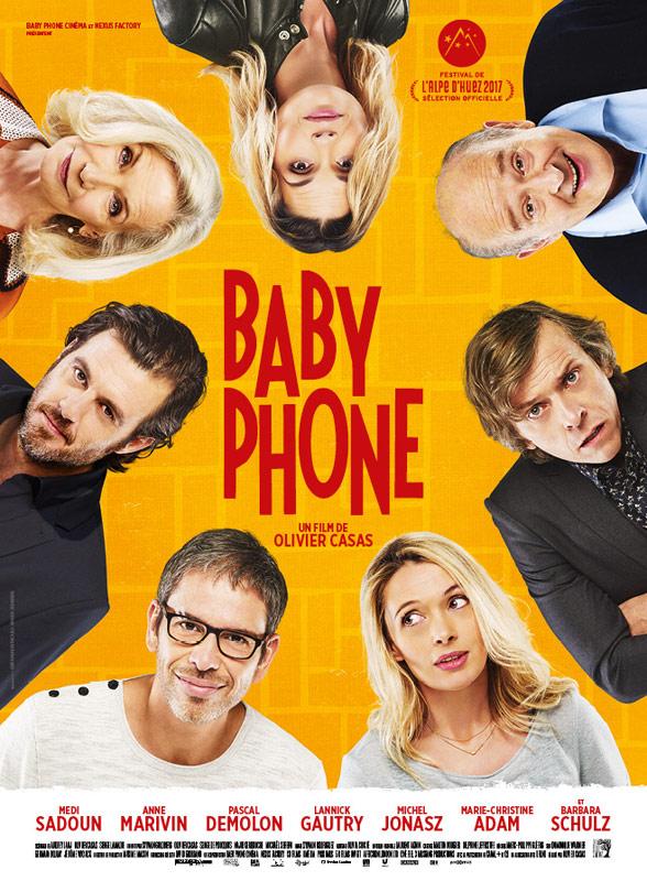 Blog cinéma - Affiche film Baby phone
