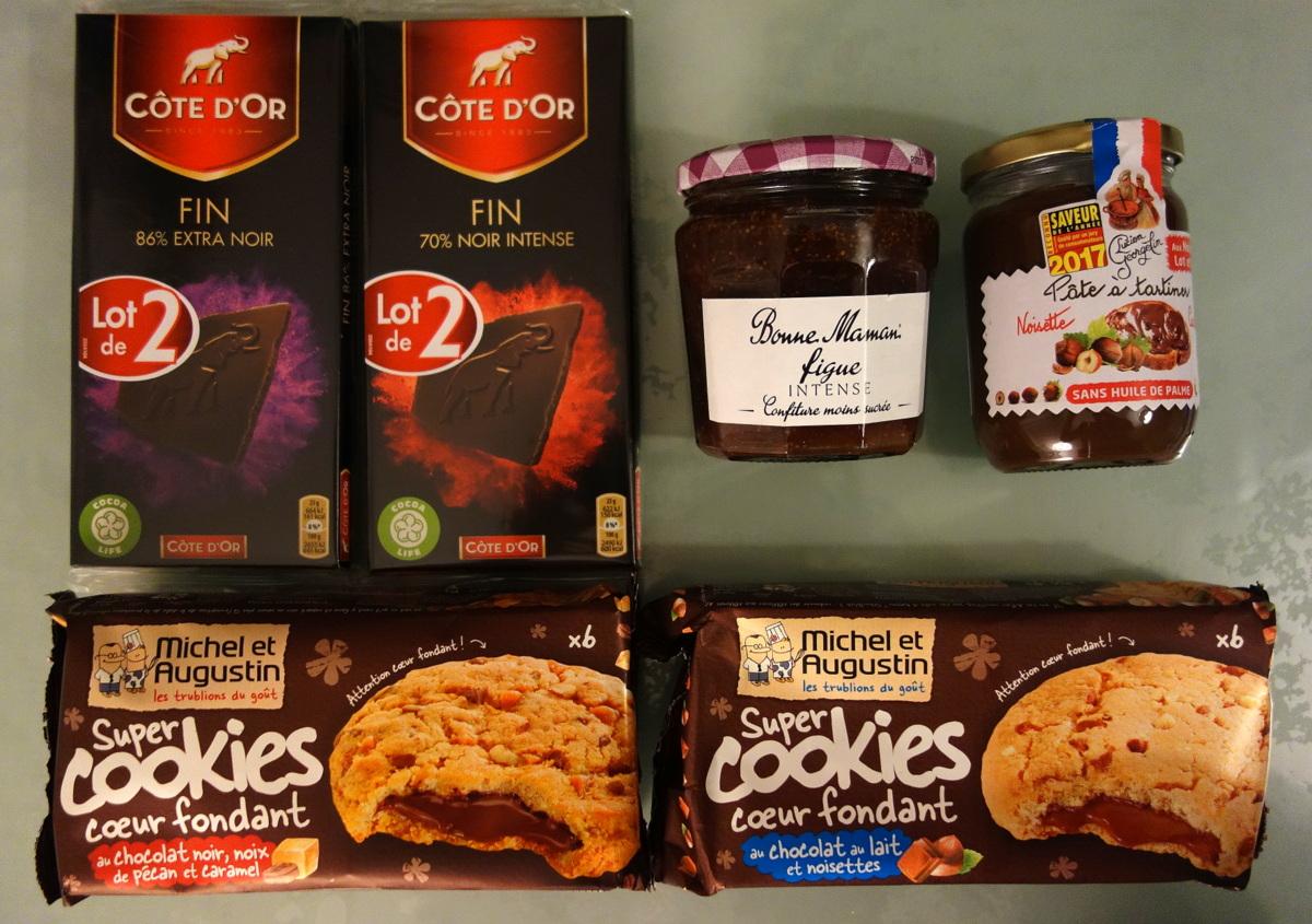 Blog food - Ambassadeur Vélizy 2 - Auchan