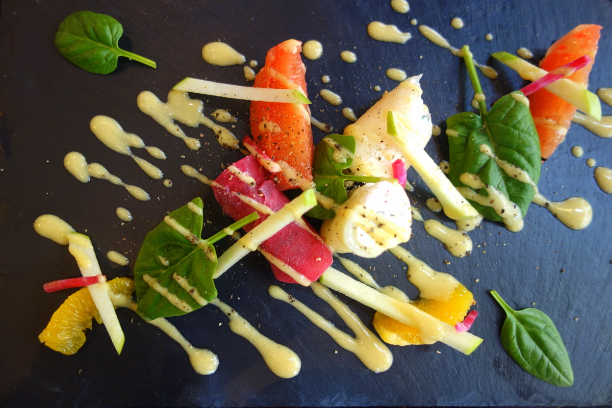 Bistrot Le Niv's Batignolles - Blog food Paris