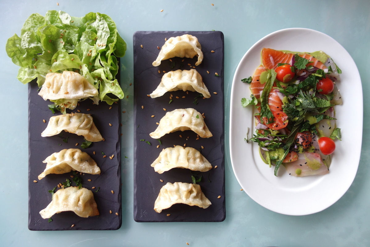 Côté sushi Alésia : commande livrée à domicile