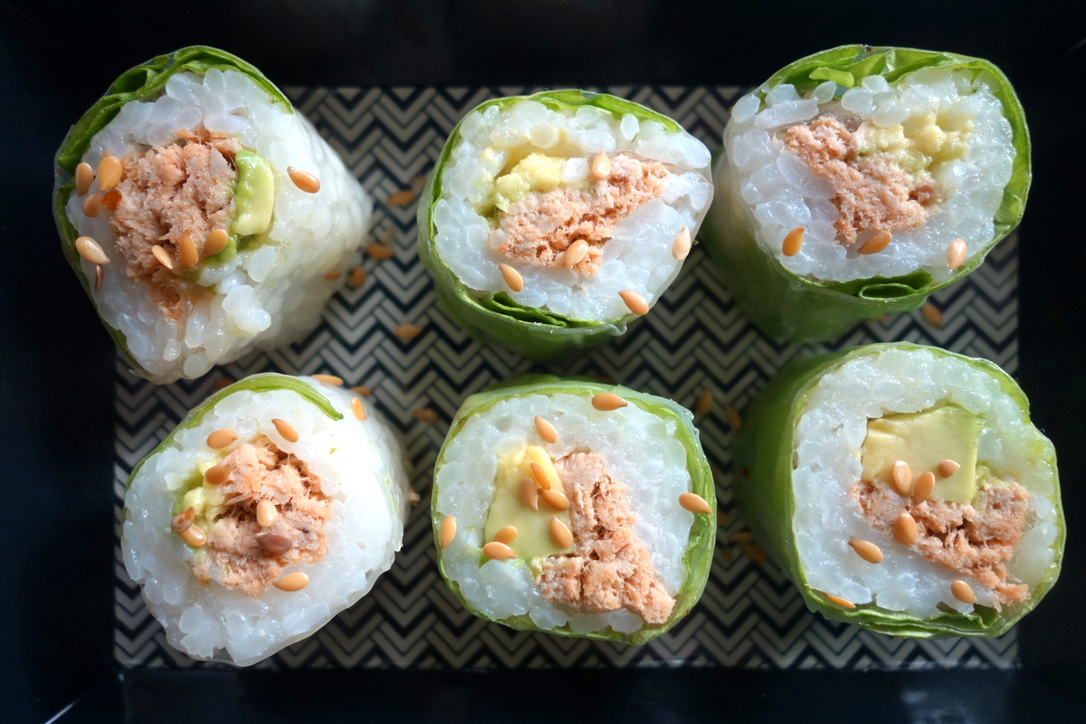 Côté sushi Alésia Paris - blog food
