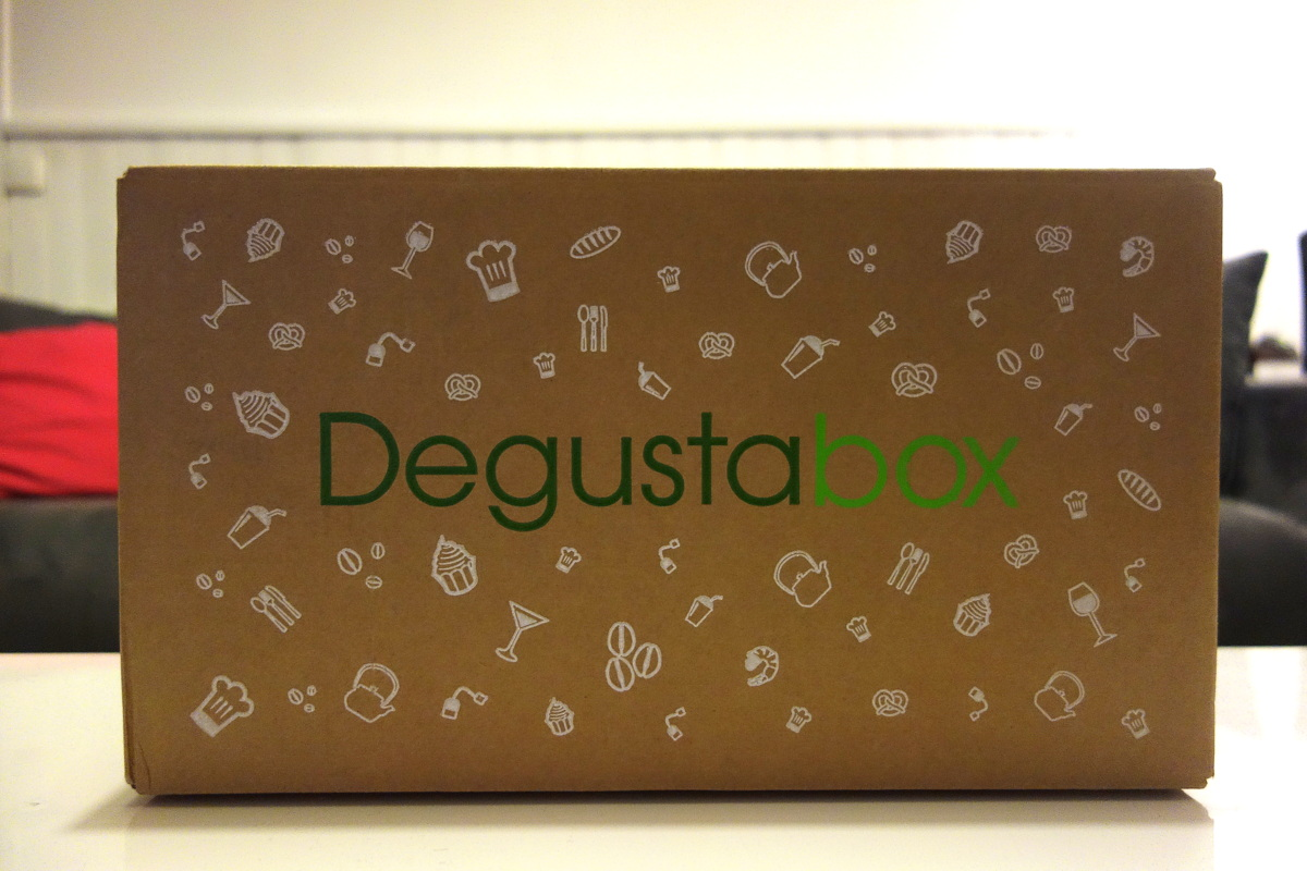 Degustabox février 2017 - Blog food
