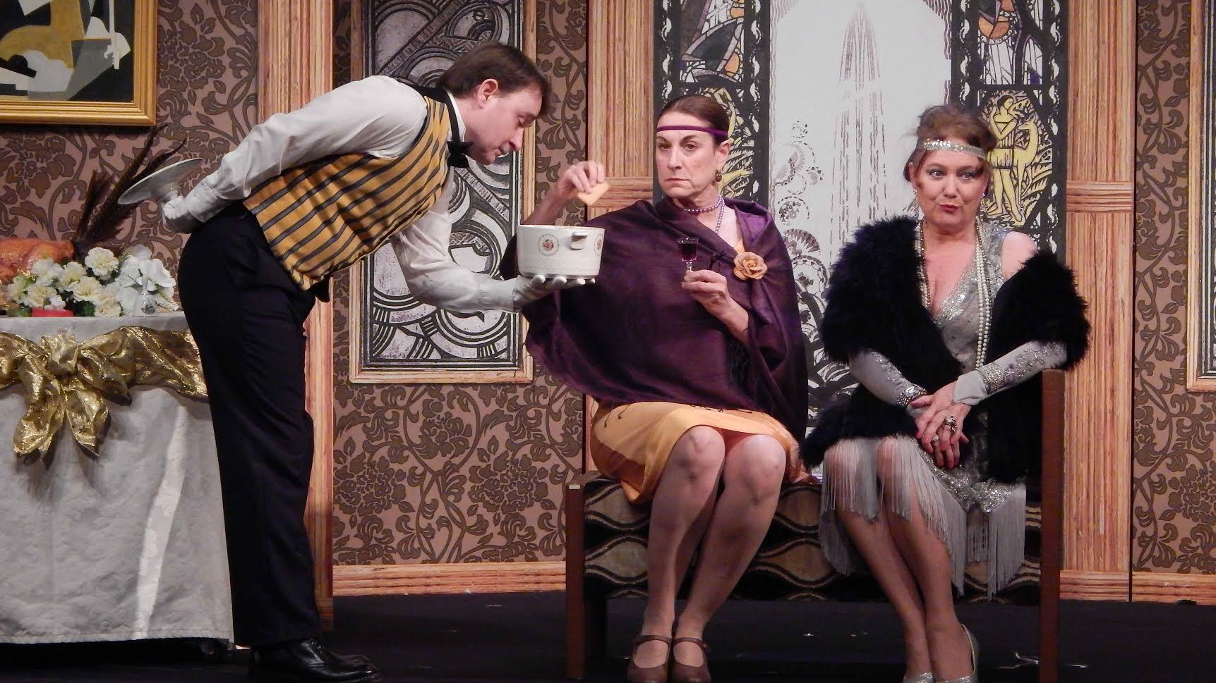 Le bal - Photo : Théâtre Rive gauche