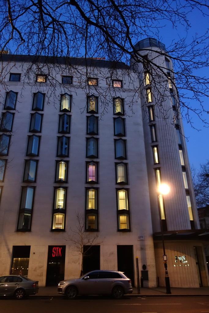ME hotel London - Blog voyage - Le blog de Lili