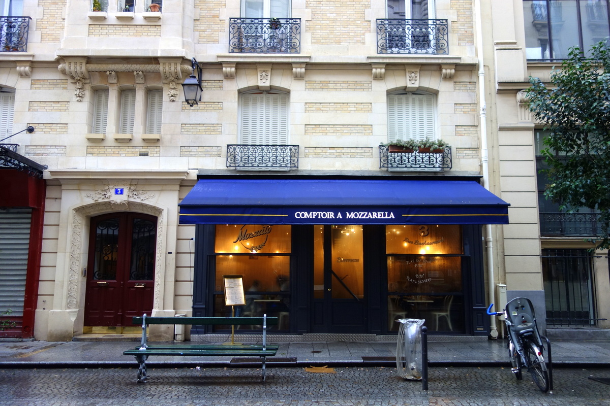 Mozzato - restaurant italien Paris Montorgueil - blog food