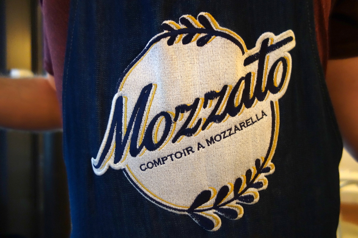 Mozzato - restaurant italien Paris Montorgueil - blog food