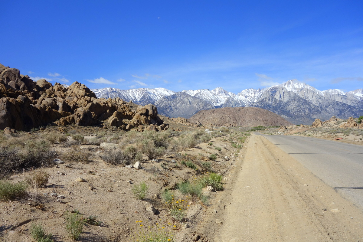 Alabama Hills, Californie, Le blog de Lili