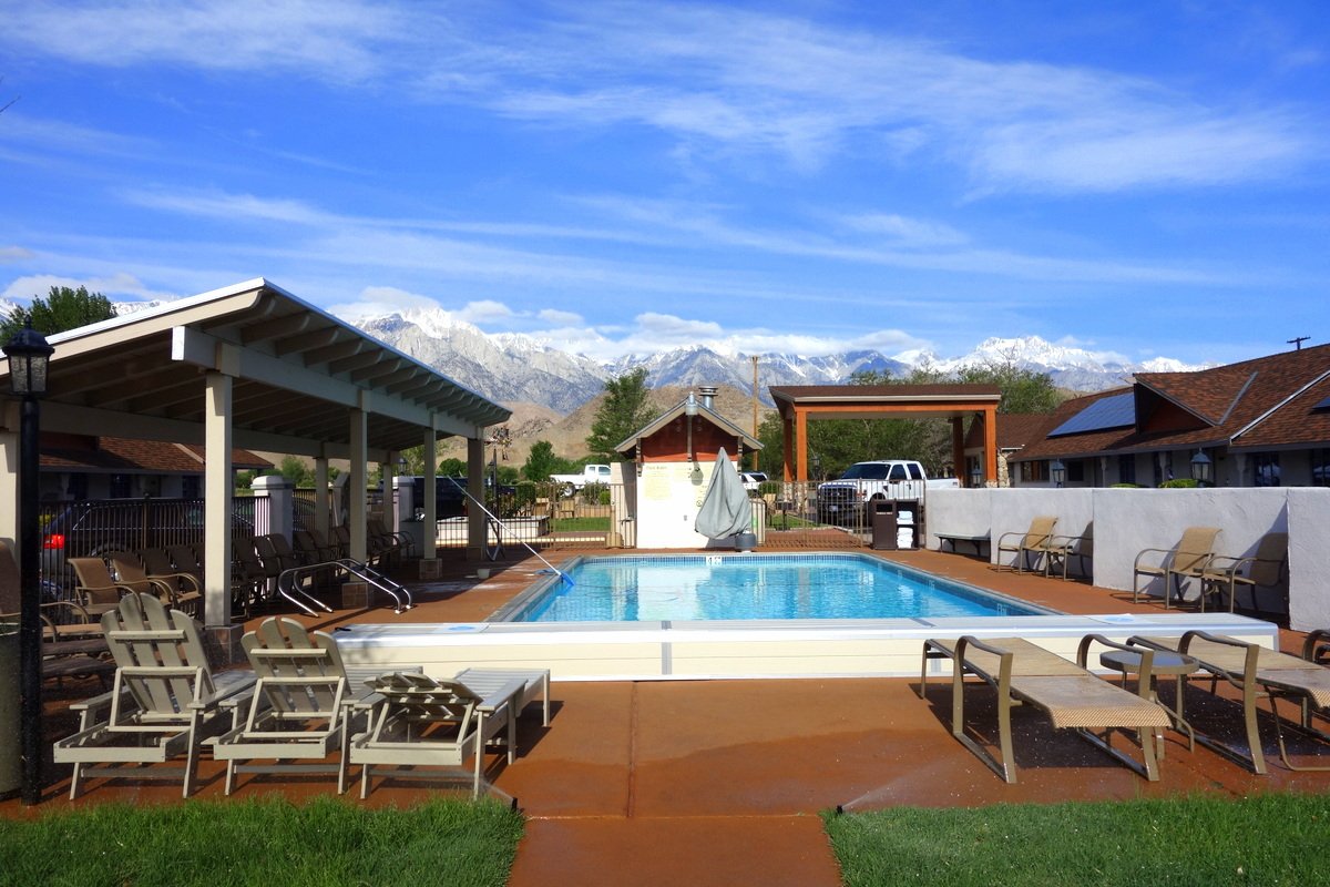 Best Western Lone Pine, Californie, Le blog de Lili