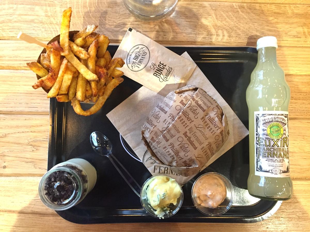 Big Fernand Montrouge - Blog food Paris, le blog de Lili