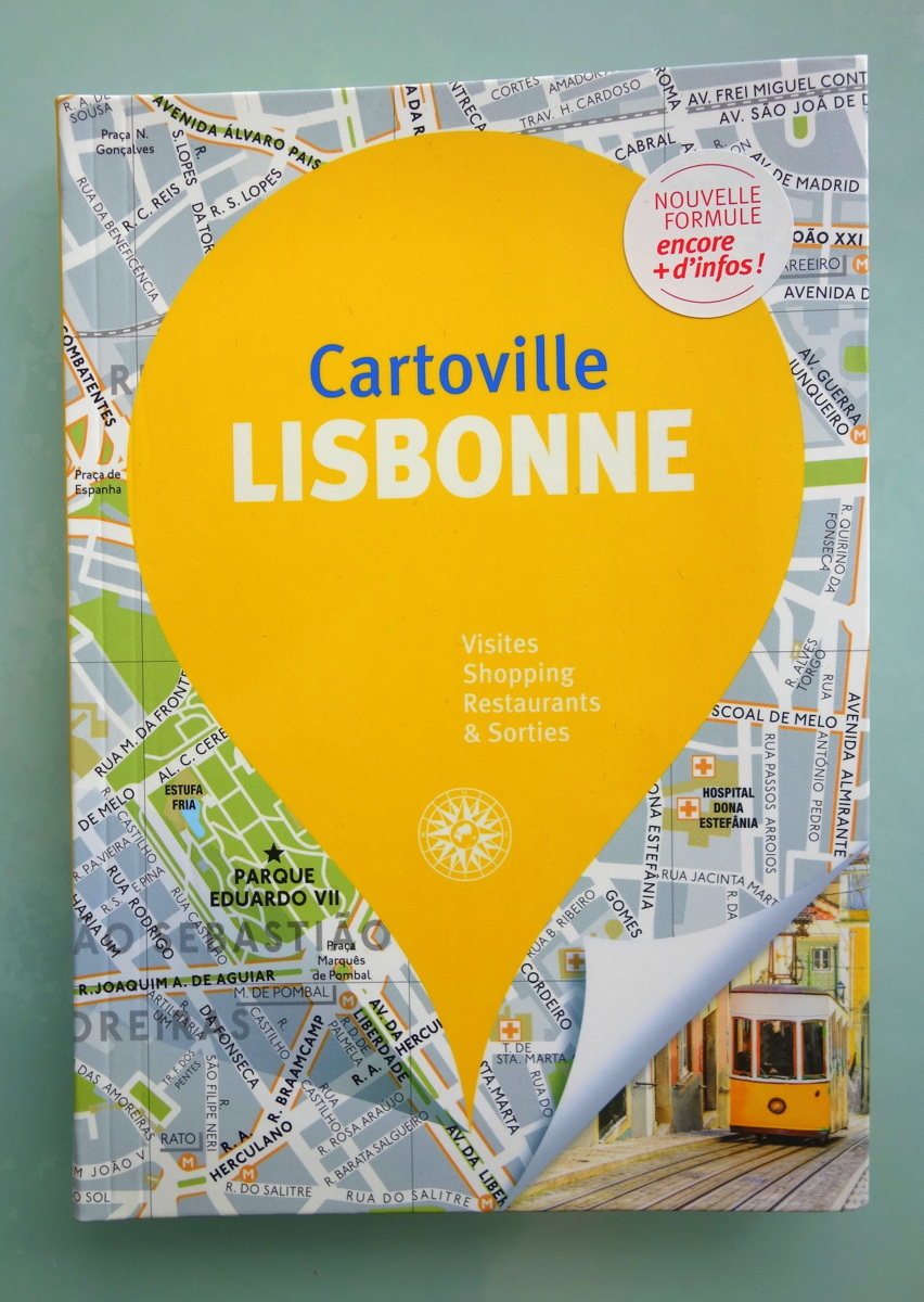 Guide de voyage Cartoville Lisbonne