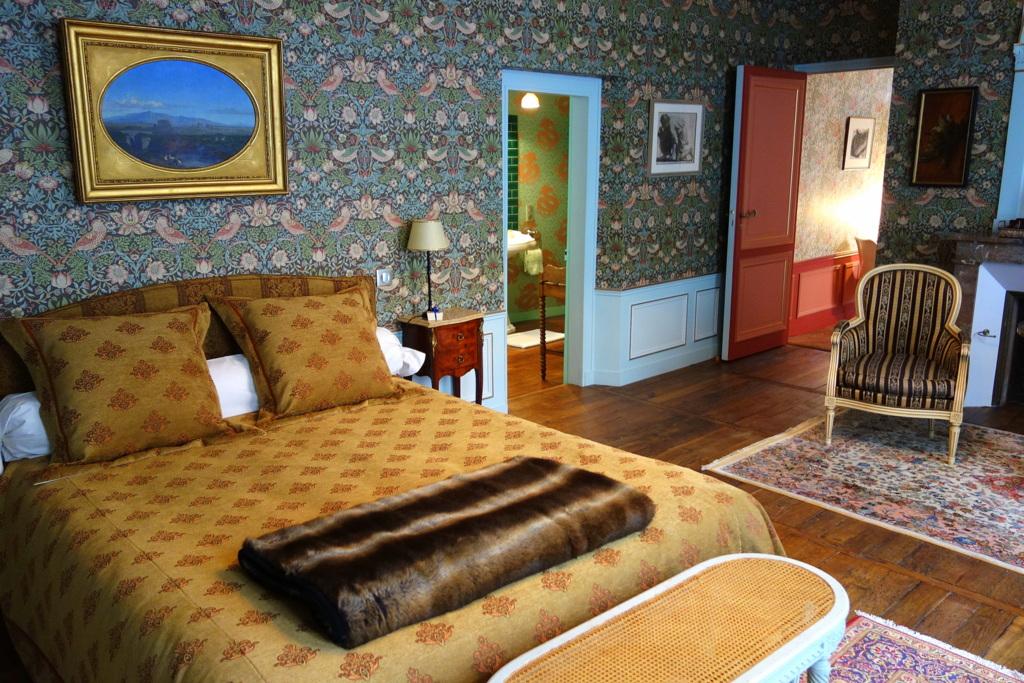 La Cour pavée - Chambres d'hôtes de charme à Troyes - Chambre Kalinka