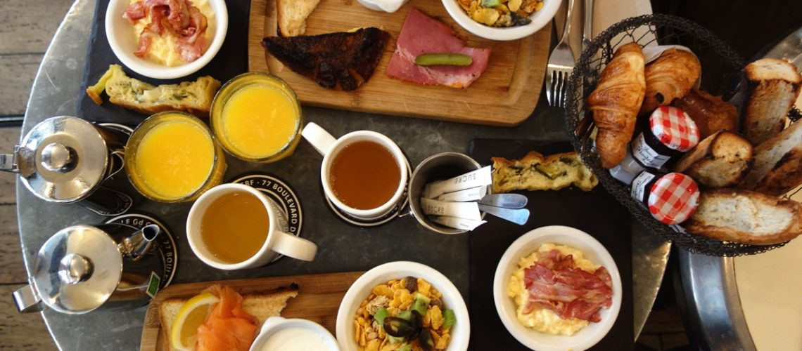 Le grand cerf - Brunch Paris 2 - Blog food