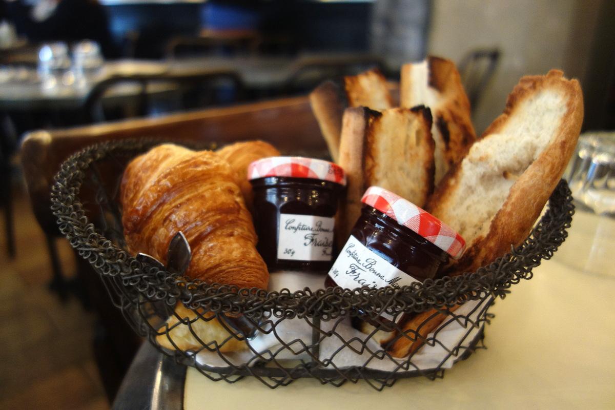 Le grand cerf - Brunch Paris 2 - Blog food