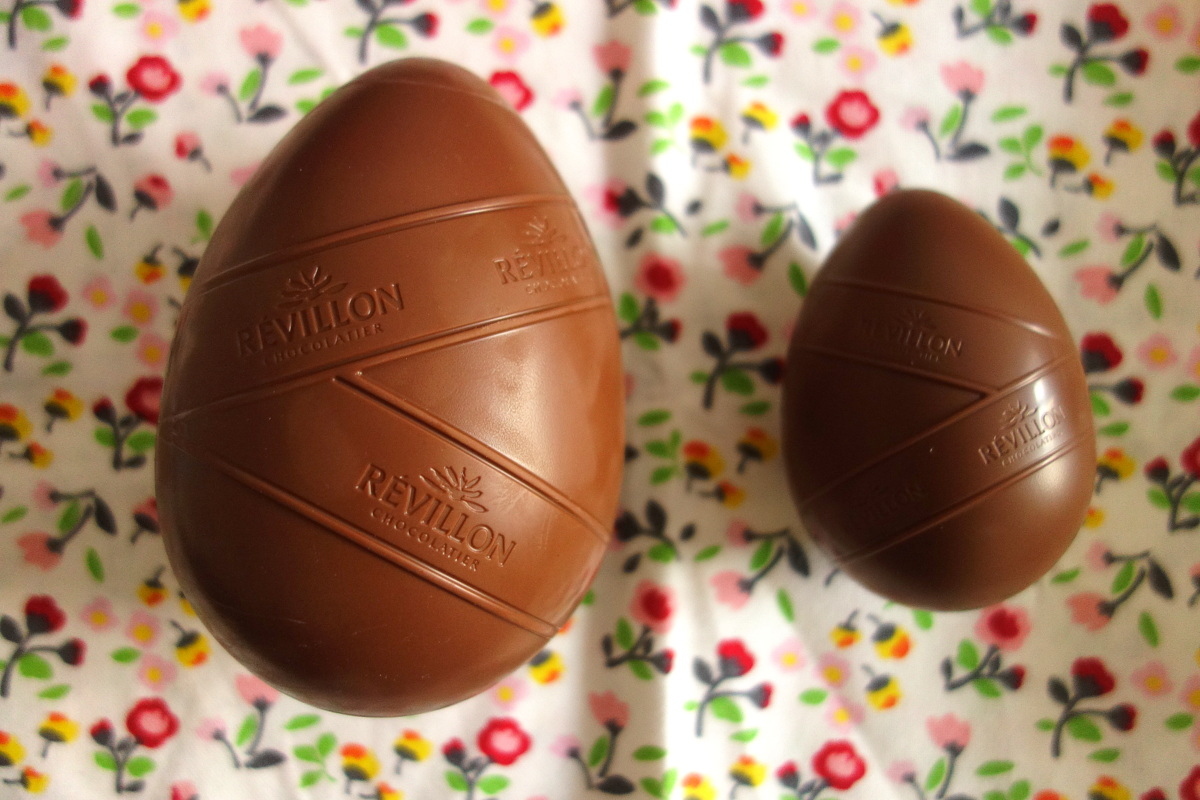Révillon chocolatier - Pâques 2017 - Poisson
