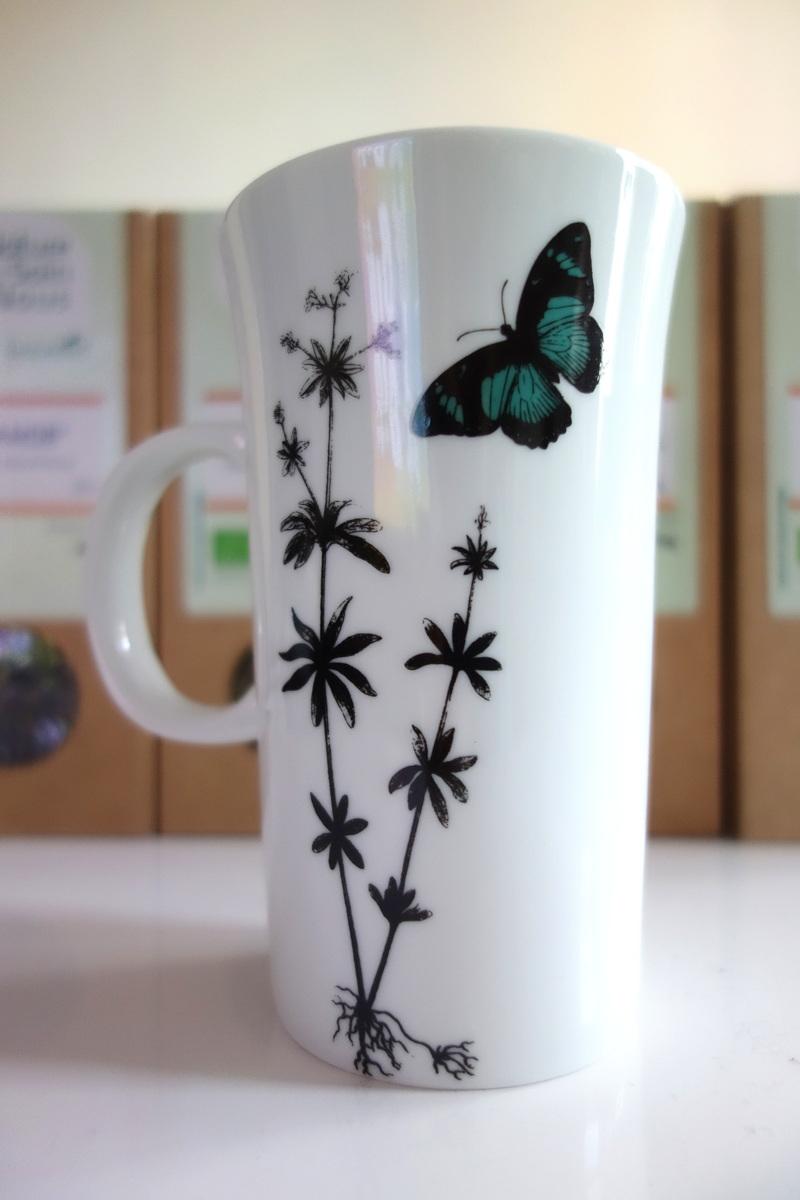 Tisanes de plantes séchées bio Botanic - blog food, concours