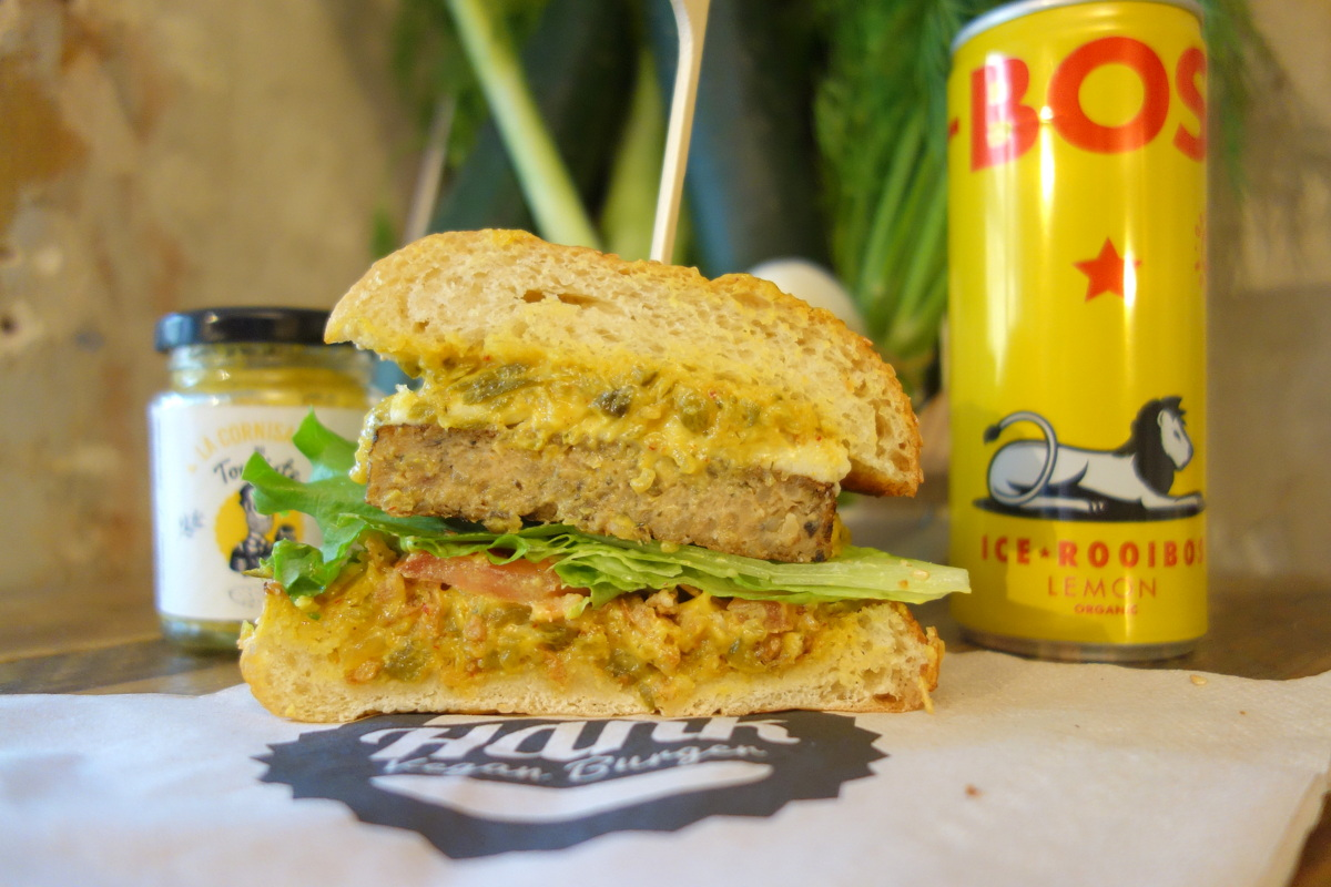 Hank Restaurant - Touriste burger - Blog Paris