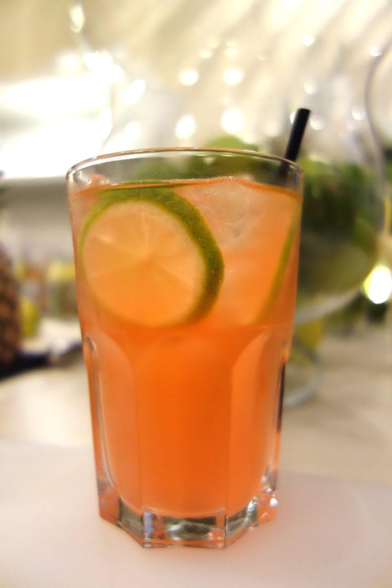 Hippopotamus nouvelle carte 2017 - cocktails