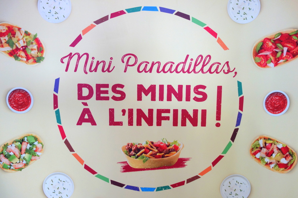 Escape game Victory - Old el paso mini-panadillas