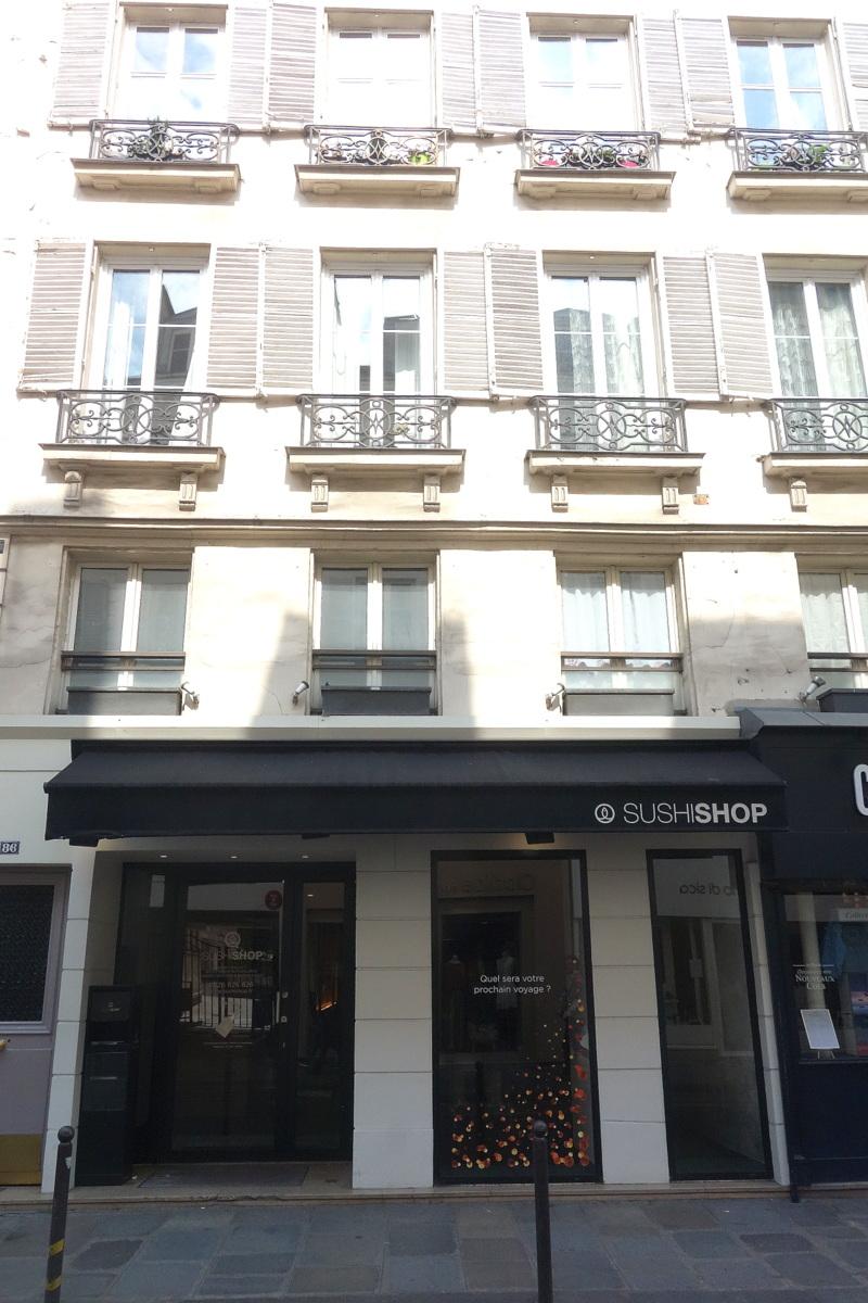 Sushi Shop 2017 - Mareva Galanter - Good Organic Only - Blog food Paris