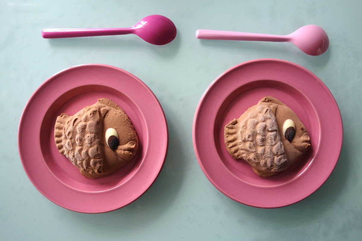 Toupargel poissons au chocolat