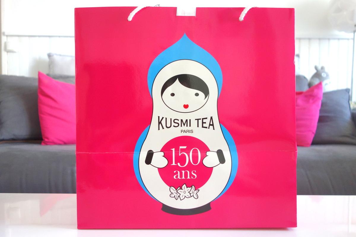 Kusmi tea - Vélizy 2 - Le blog de Lili
