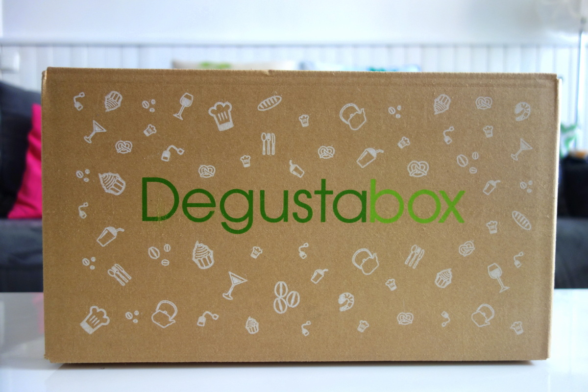 Degustabox box culinaire surprise avril 2017