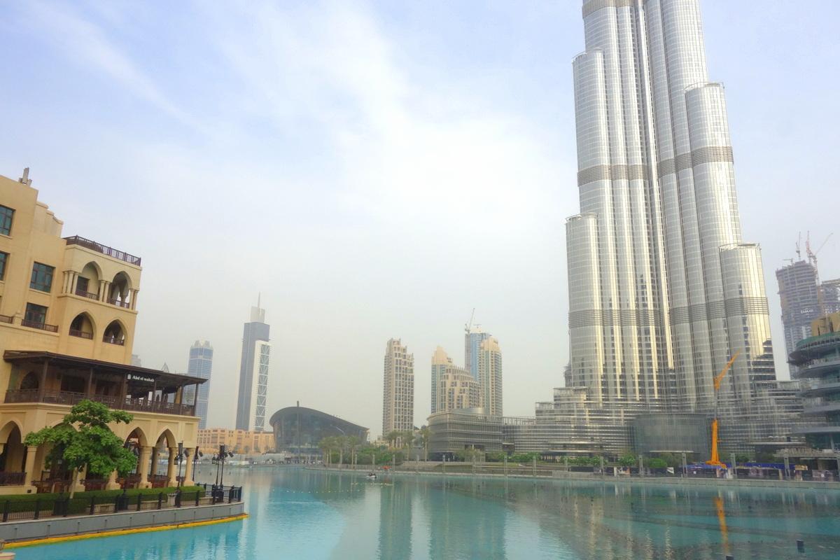 Escale à Dubaï, Emirats Arabes Unis - Le blog de Lili