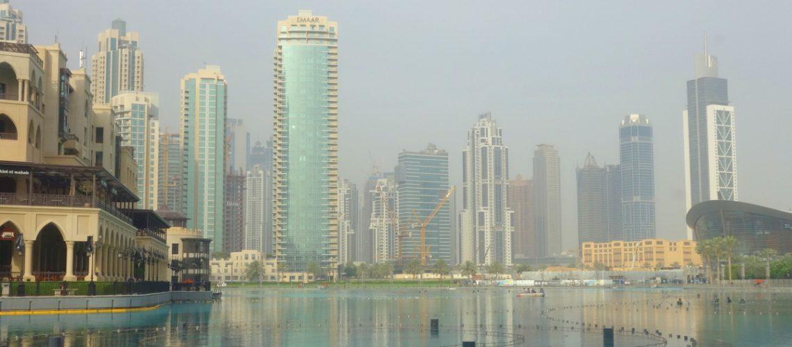 Dubai bassin 2