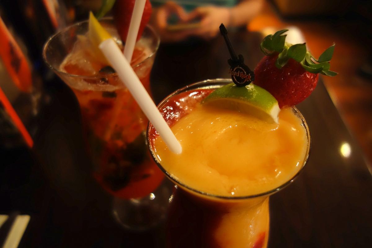 Hard Rock Cafe Paris - Cocktails sans alcool