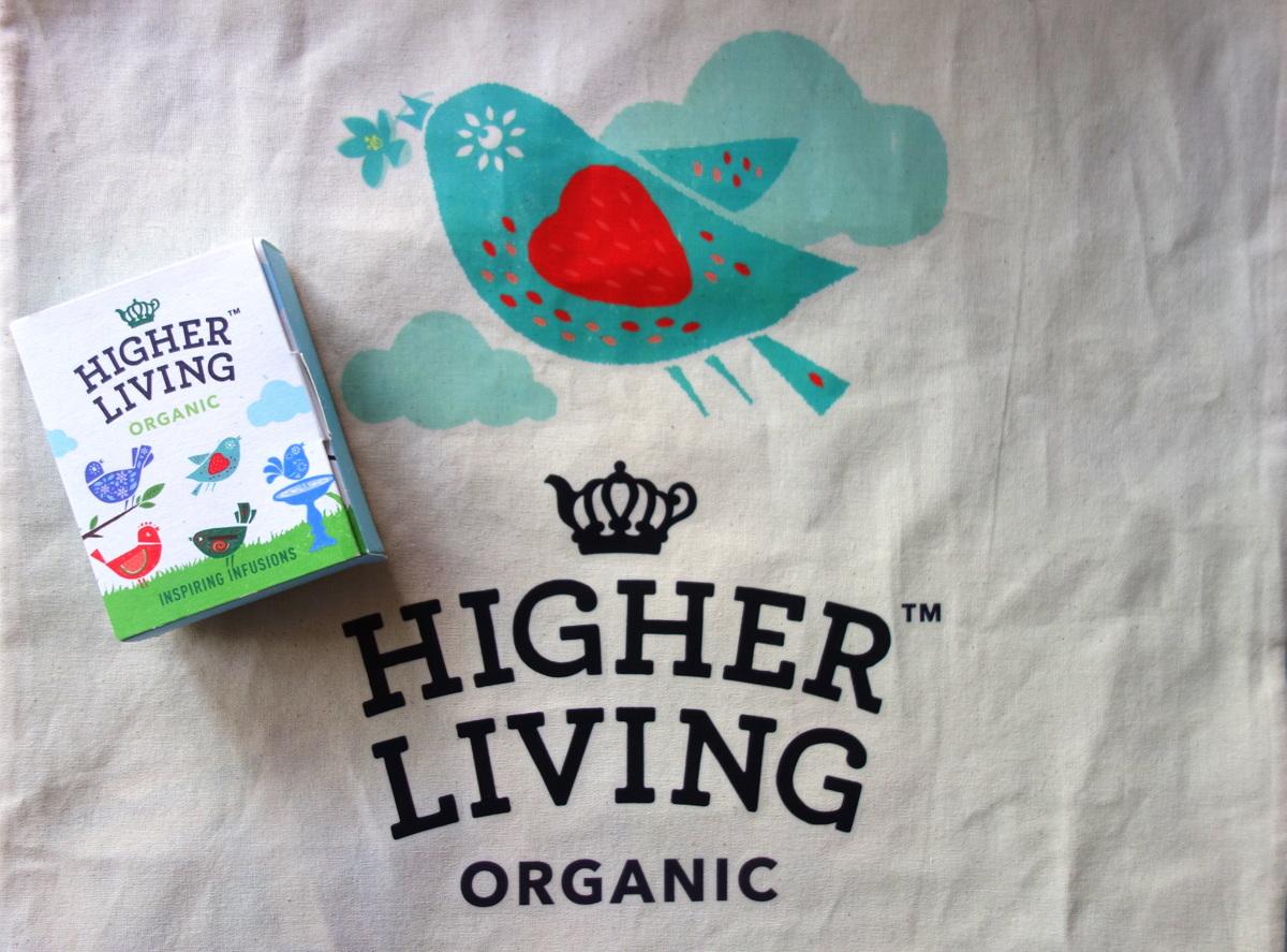 Higher living thé