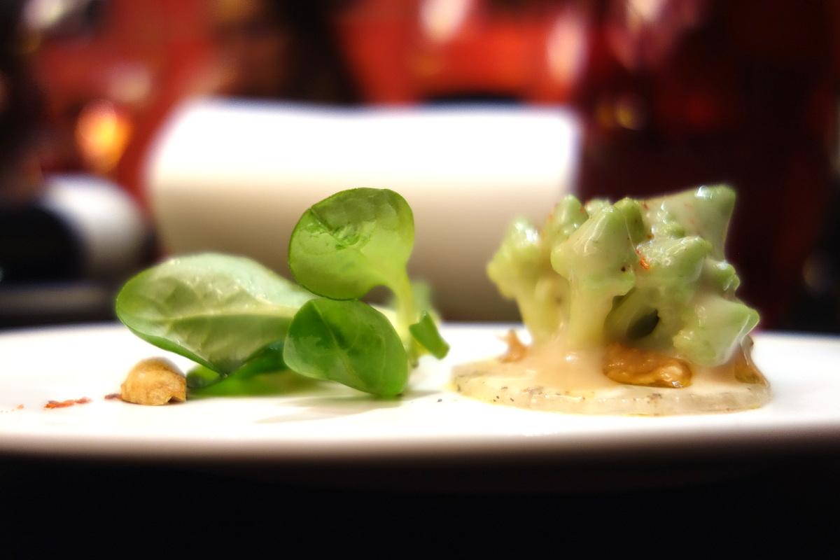 Atelier de Joël Robuchon Étoile - Menu végétarien