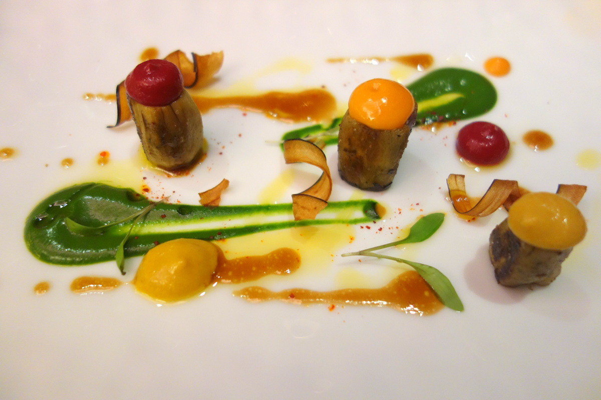 Joel Robuchon menu vegetarien 7