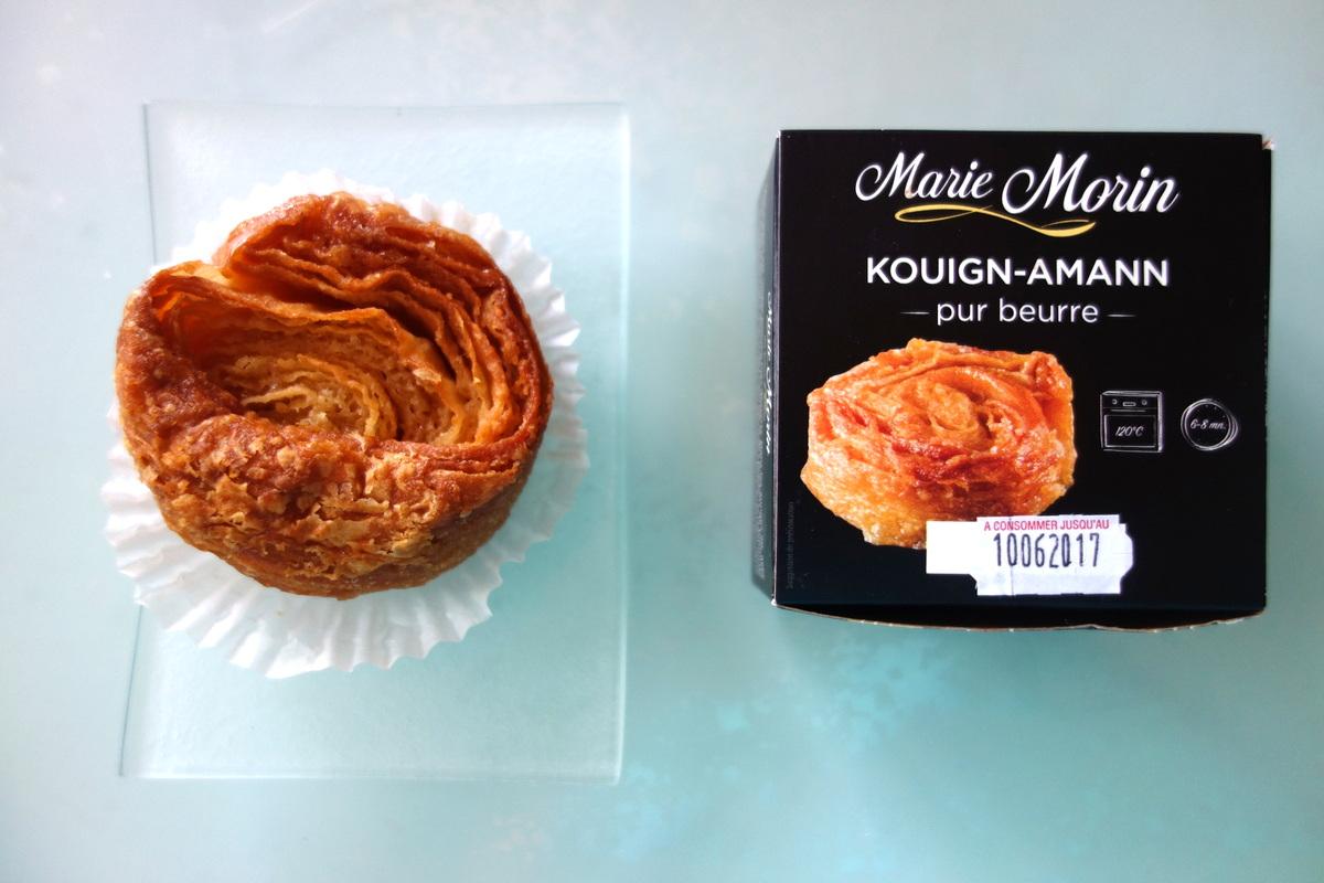 Kouign-amann individuel Marie Morin