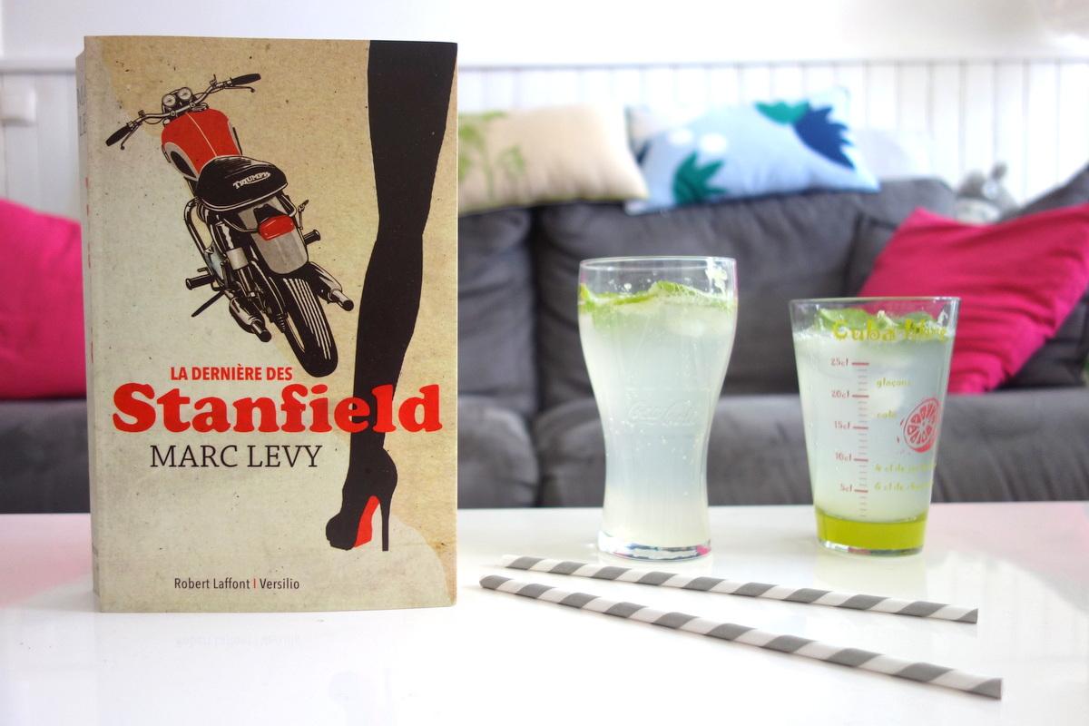 La dernière des Stanfield, le roman 2017 de Marc Levy