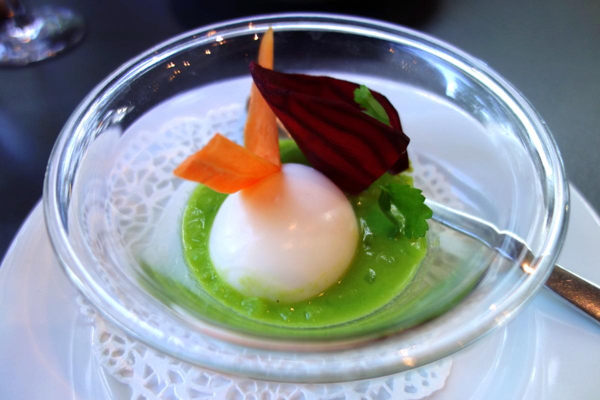 Restaurant Les petites assiettes Paris 14