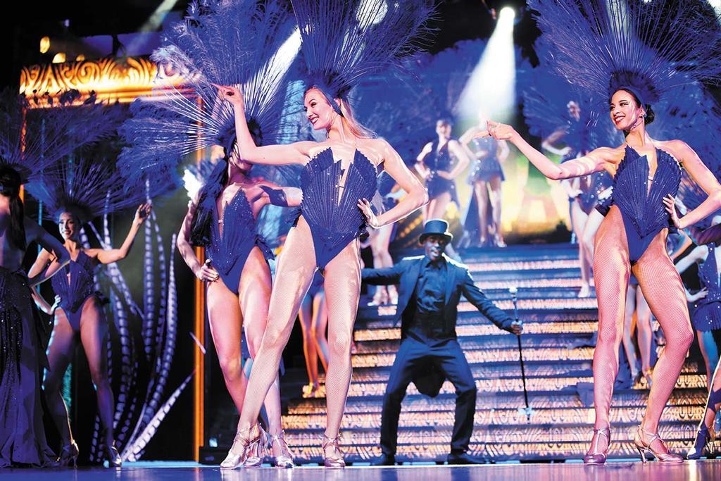 Le Lido de Paris - Paris Merveilles - Les danseuses
