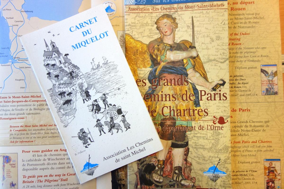 Randonner jusqu'au Mont-Saint-Michel - Chemin de pélerinage