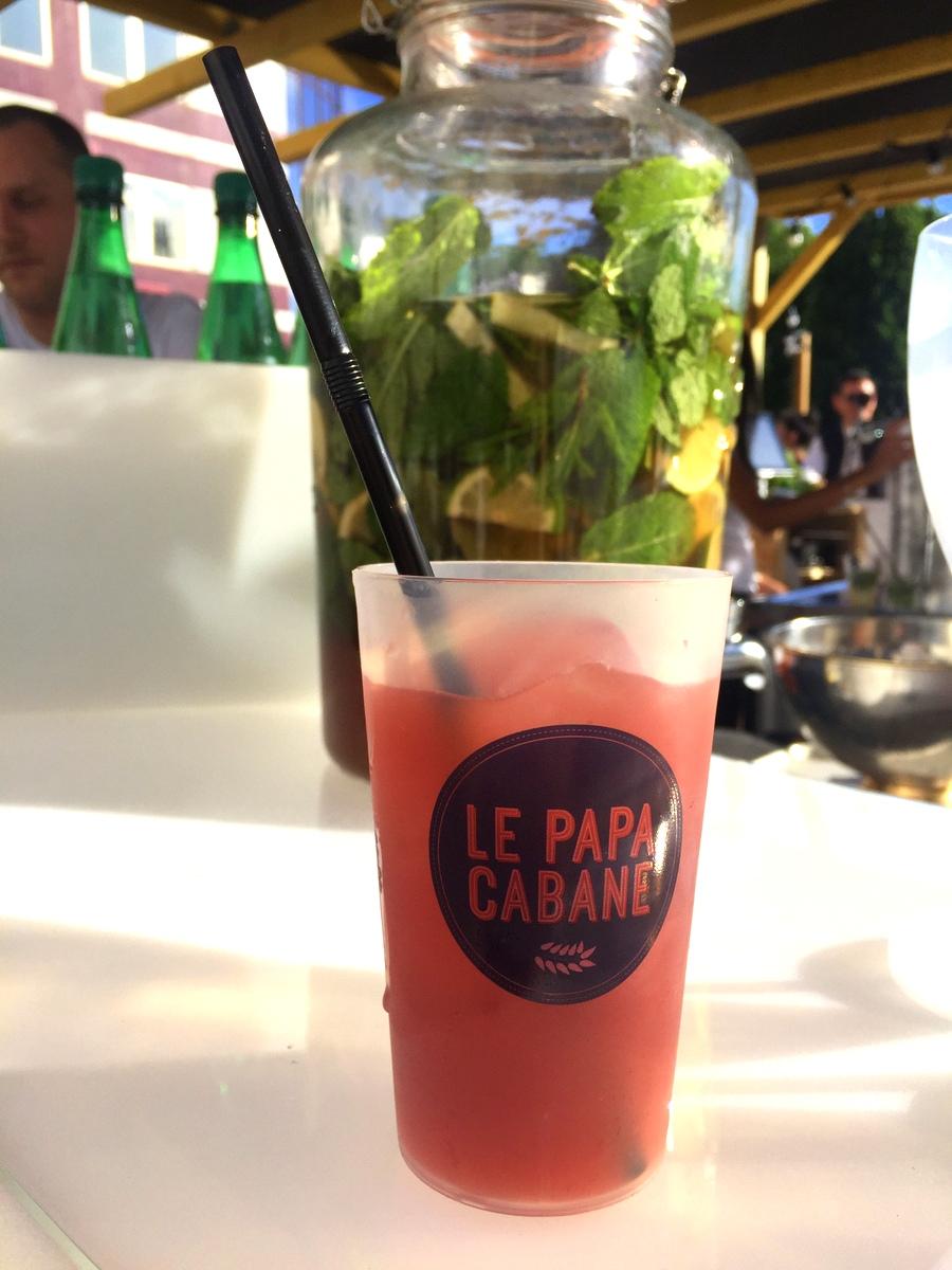 Papa cabane - Terrasse festive à Bercy - Blog Paris