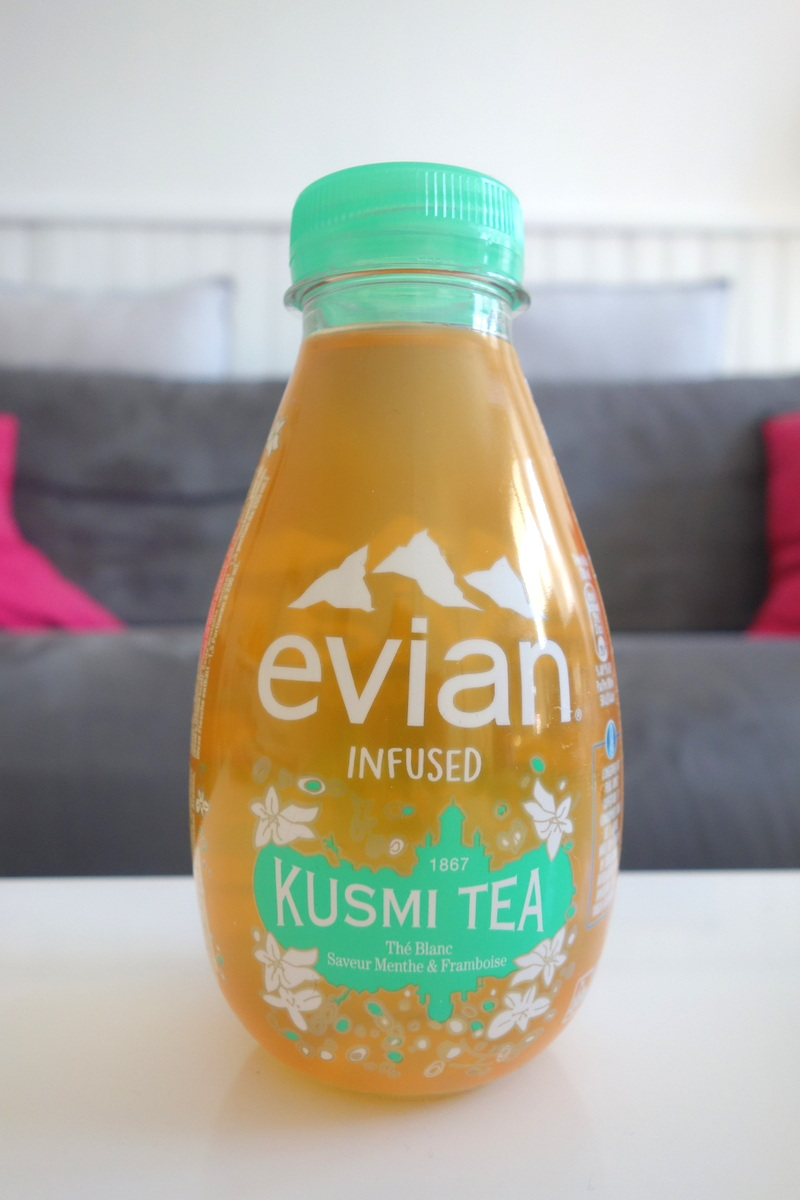 Soiree eParisiennes estorysummer 2017 Evian x Kusmi tea