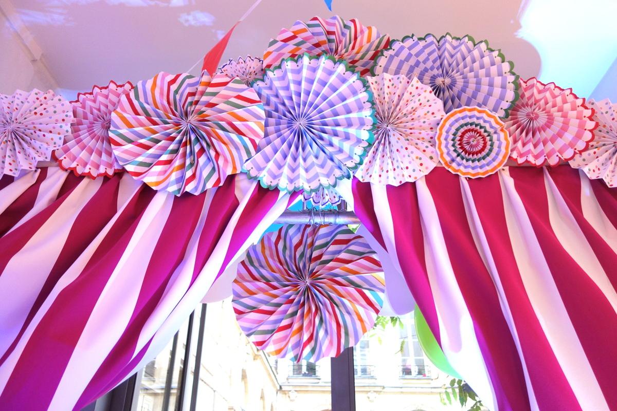 Atelier carrousel party des Victoires de la beauté - Blog beauté