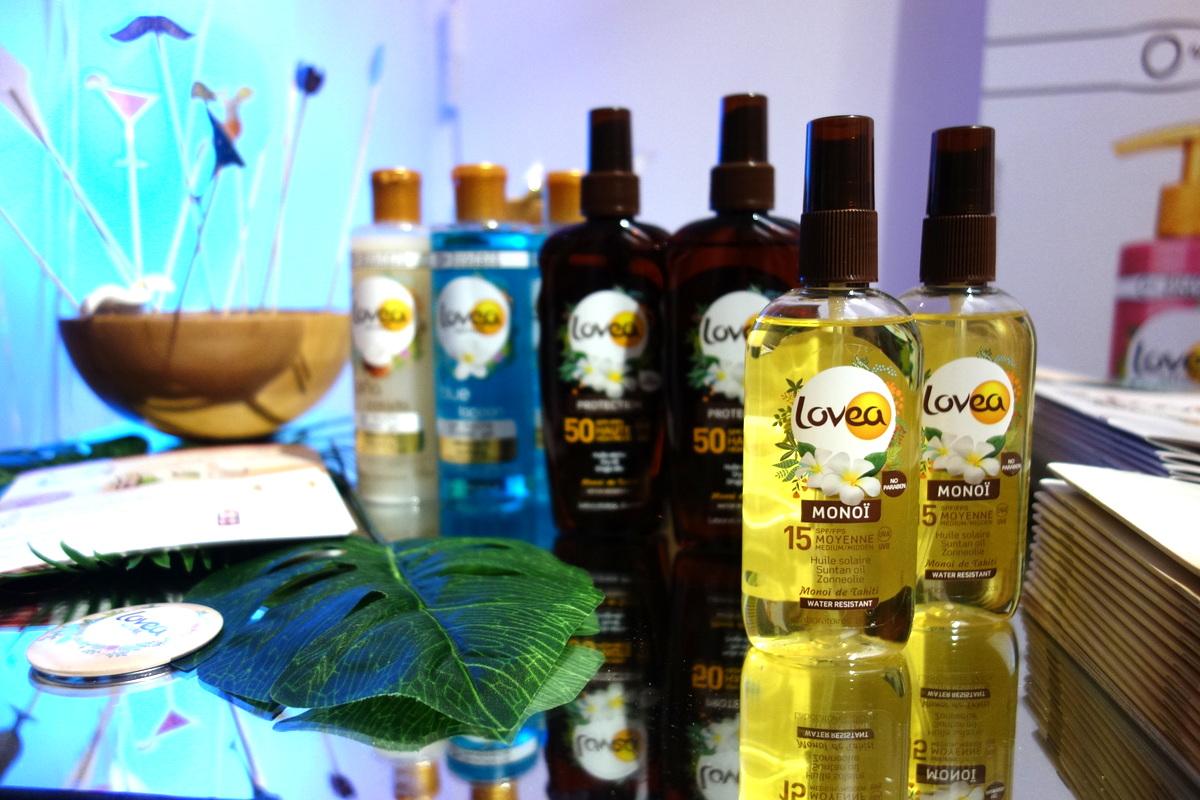 Atelier carrousel party des Victoires de la beauté - Lovea - Blog beauté