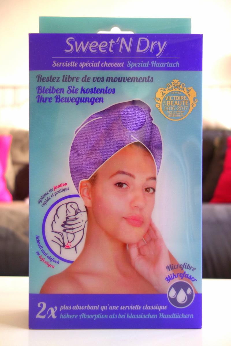 Atelier carrousel party des Victoires de la beauté - Sweet N Dry et Sweet face - Blog beauté