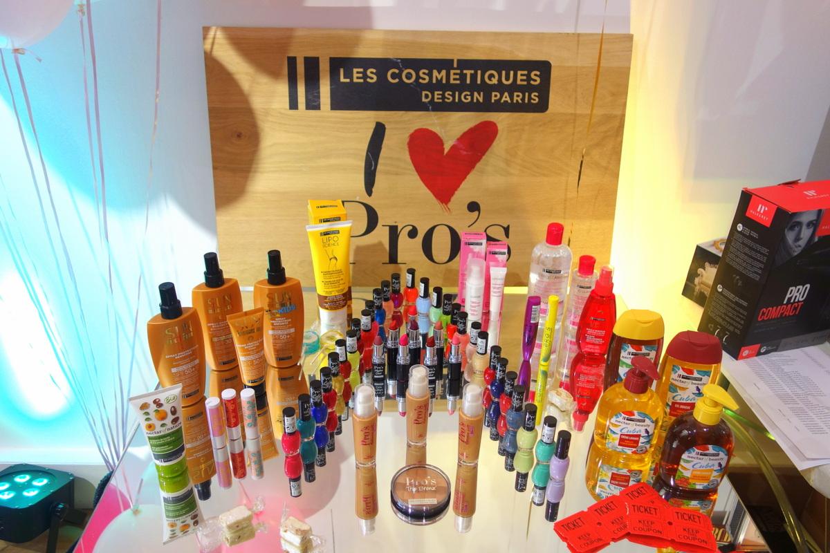Atelier carrousel party des Victoires de la beauté - Blog beauté - Les cosmétiques design Paris
