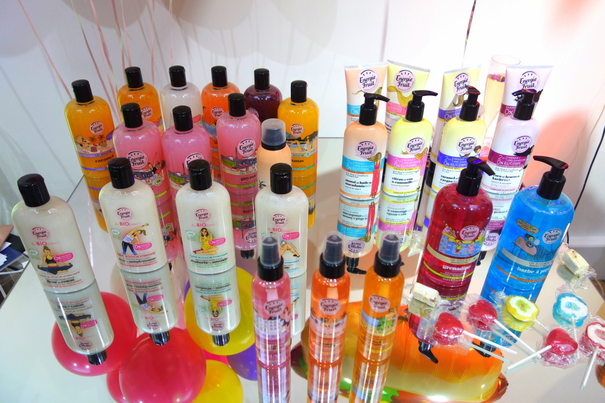 Atelier carrousel party des Victoires de la beauté - Blog beauté - Énergie fruit