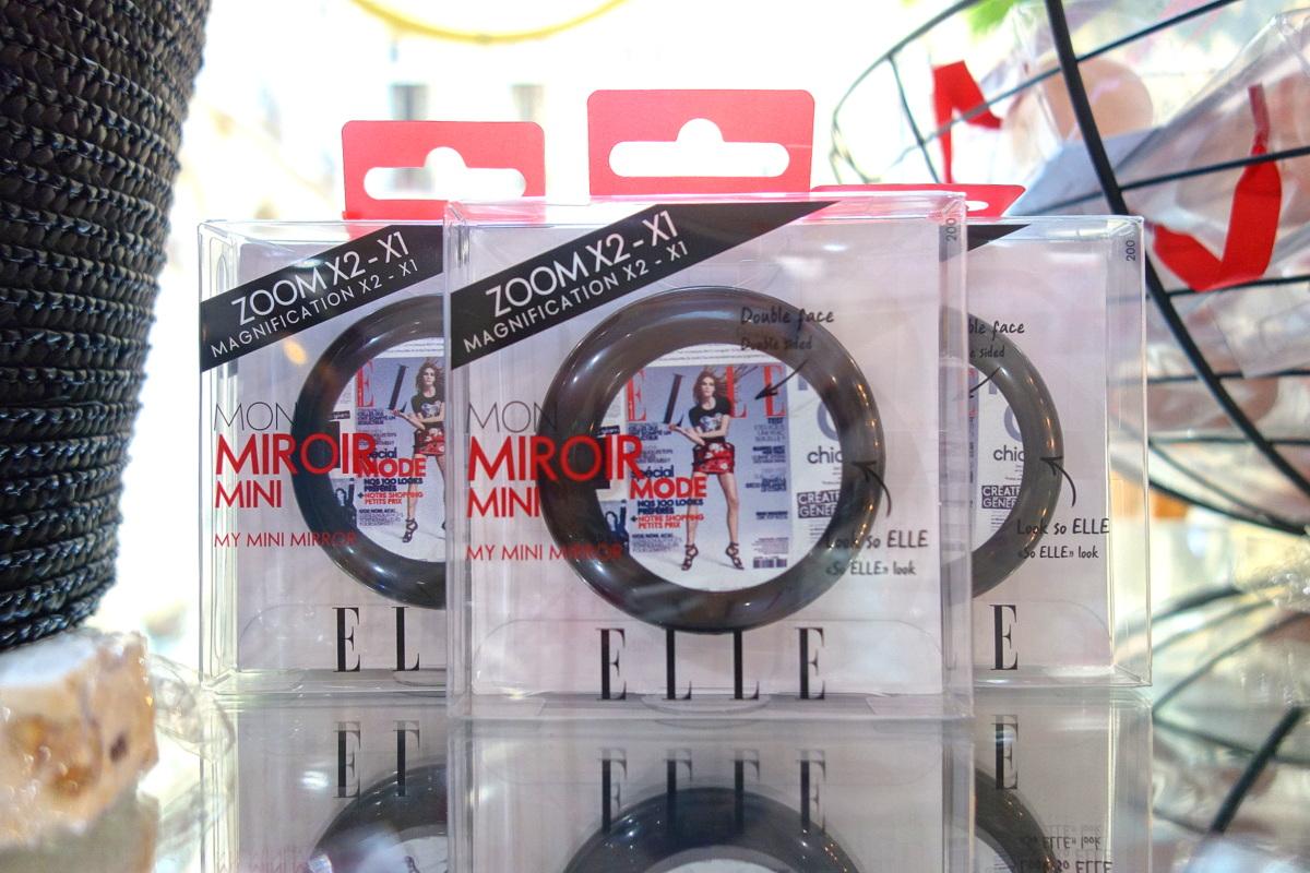 Atelier carrousel party des Victoires de la beauté - Blog beauté - Éponge, brosse, miroir Elle
