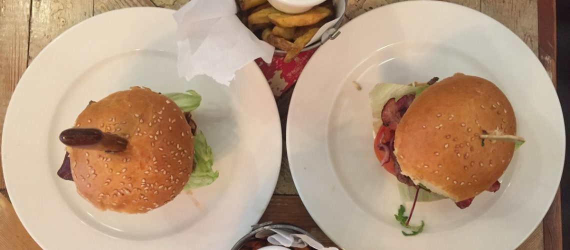 Bistro burger Montparnasse Paris 1
