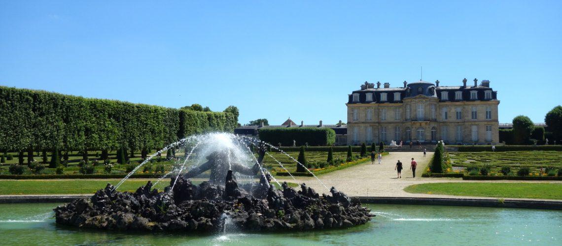 Chateau de Champs-sur-Marne 1