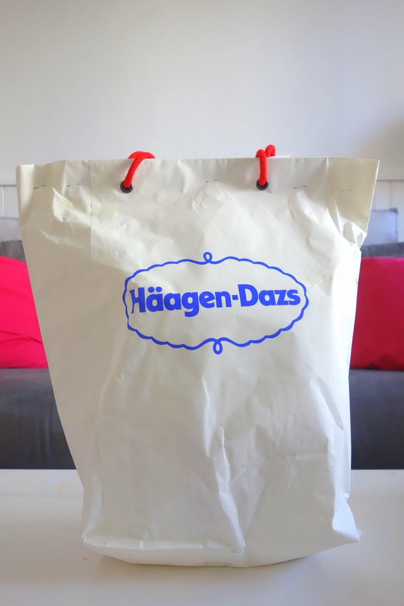 Häagen-Dazs - glaces de l'été 2017