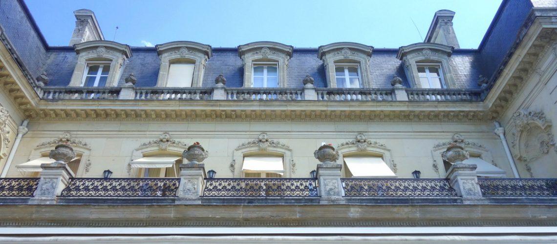 Les Crayères, hôtel 5 étoiles à Reims